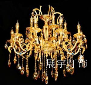 Swarovski Crystal Italian Modern Chandelier Lights for Hotel Project pictures & photos