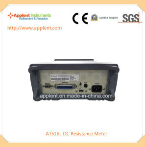 High Quality Micro Ohmmeter China Supplier (AT516L) pictures & photos