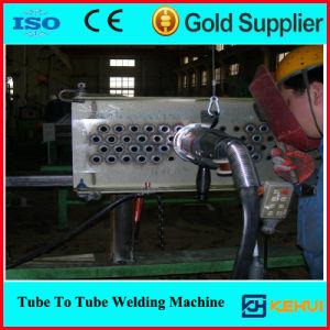 Tube to Tube Sheet TIG Welding