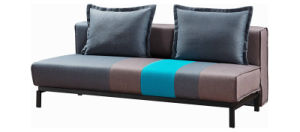 Vogue Two Folded Housing Style Sofa Bed pictures & photos