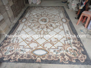 Stone Carpet Marble Mosaic Pattern (STP82) pictures & photos