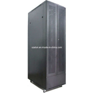 19′′ Server Rack--Luxury High Density Mesh Door (ETSE-A8942)