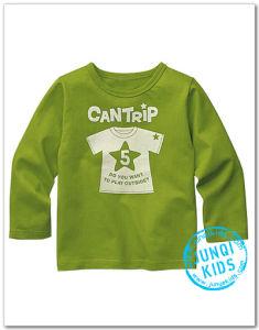 Kids Wear/Long Sleeve Shirts(B07T0126)