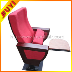 Jy-997m Fabric Price Theater Chair Hall Chair Public Furniture with Wooden Pads Chair pictures & photos