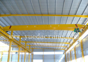1 Ton - 20 Ton Single Beam Overhead Crane (LDA)