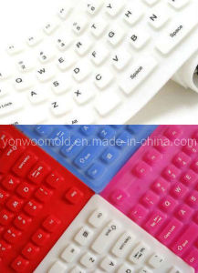Plastic Mold for Silicone Rubber Keypads/Yonwoo pictures & photos
