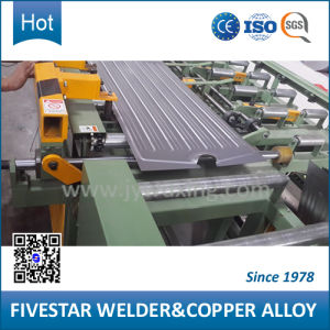 Pressed Steel Radiator Resistance Welding Machinery for Power Transformer pictures & photos