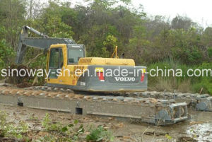 Volvo Wetland Excavator pictures & photos