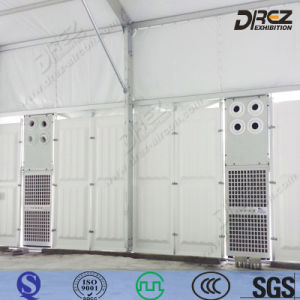 Exhibition Tent with Air Conditioner at Side for Sale