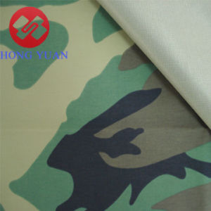 Printed Camouflage Fabric (CAMOU006) pictures & photos