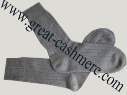 Cashmere Sock (GRT-S077)