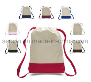 Zippered String a Sling Backpack Bag pictures & photos