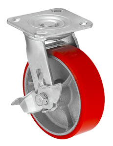 Heavy Duty Caster Series- 6in. W/Side Brake pictures & photos