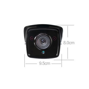 1080P G-Poe IP Bullet Camera with Power Supply pictures & photos