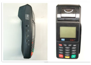 Safe Banking System Linux POS Terminal with EMV PCI Pboc pictures & photos