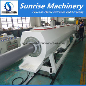 Zhangjiagang Sunrise 20-800mm PVC Pipe Extrusion Line pictures & photos