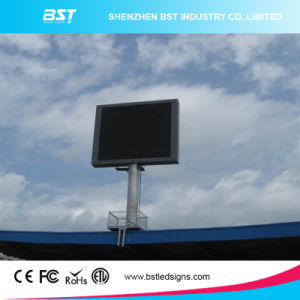 High Refresh Rate P16 RGB Full Color Outdoor Giant Advertising LED Screen pictures & photos