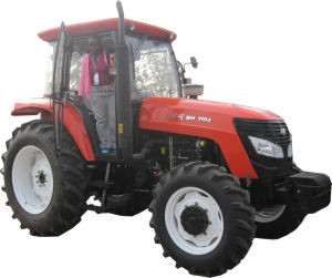 110HP 4WD Heavy Tractor (SH1104) pictures & photos