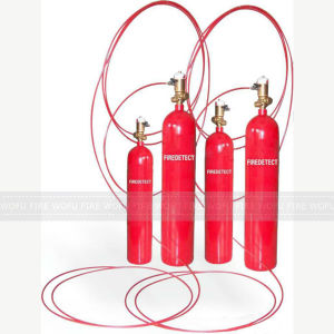Fire Detected Tube Automatic Fire Suppression System pictures & photos