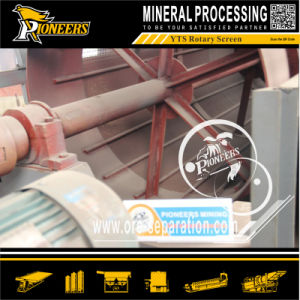 Small Mobile Trommel Screen Gold Ore Recovery Processing Wash Plant pictures & photos