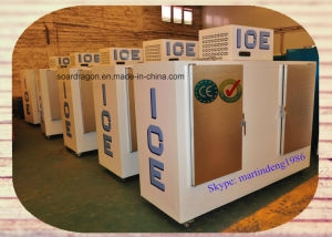 420lbs Capacity Ice Merchandiser with Fan Cooling System pictures & photos