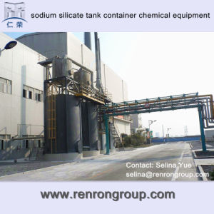 Sodium Silicate Industry Applicated Tank Container Chemical Equipment C-08
