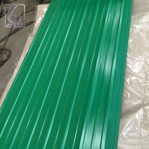 Prime 0.22mm Thickness PPGI Building Material Metal Roof pictures & photos