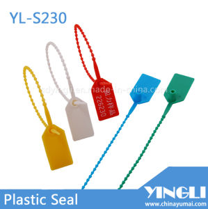 Transportation Security Sealing Plastic Seals (YL-S230) pictures & photos