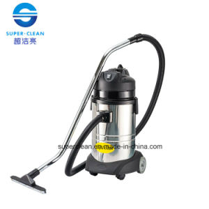 30L Stainless Steel Tank Wet and Dry Vacuum Cleaner pictures & photos
