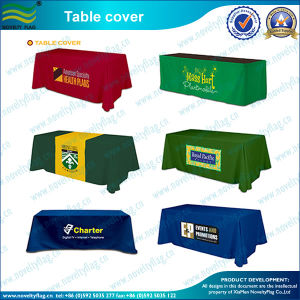 Table Runner/ Table Cover/ Table Skirt/Table Throw/ Table Cloth (T-NF18P02001) pictures & photos