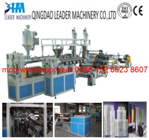 Thermoforming PP PS Pet Sheet Extrusion Production Line pictures & photos