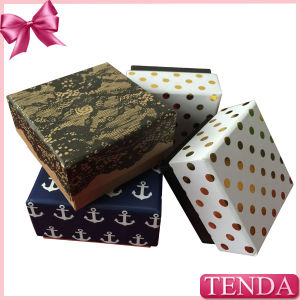 Leather Cardboard Perfume Cosmetic Printing Paper Packaging Box