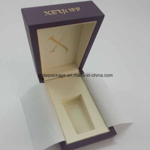 Cardboard Perfume Box with EVA Insert pictures & photos