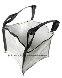 4 Lifting Loops FIBC Big Bag with Stevedore Straps pictures & photos