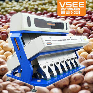 Automatic RGB CCD Color Separator, Green Beans pictures & photos