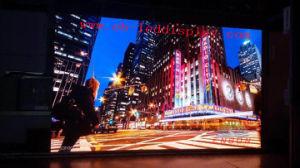 Super Thin Panel Profile Aluminum P7 (P7.62) Indoor LED Display pictures & photos