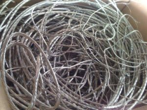 Aluminum Wire Scrap with Cheap Price pictures & photos