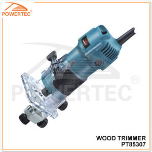 Powertec 530W 6mm Electric Wood Trimmer pictures & photos