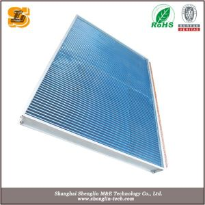 High Performance Heater Copper Tube Aluminum Fin Heat Exchanger pictures & photos
