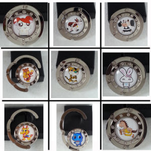 Made in China Zinc Alloy Mix Zodiac Bag Hanger pictures & photos