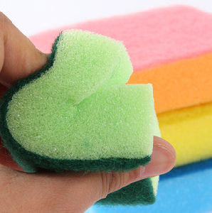 Kitchen Sponge for Bathroom Cleaning pictures & photos