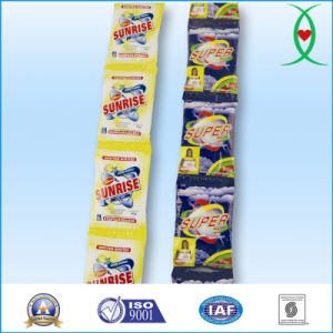 Small Plastic Bag Package Washing Powder to Africa Market pictures & photos