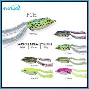 65mm/20g Popular Frog Lure pictures & photos
