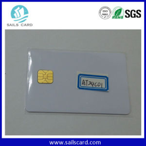 Chinese Compatible Issi 4442, Issi4428 Contact IC Card pictures & photos