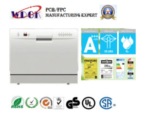 USA or UL Compact and Table Top Dishwasher