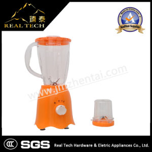 1.5L Plastic Glass Jar 2 in 1 Electrical Blender
