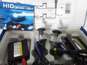 AC 55W H7 Xenon Lamp HID Kit with Slim Ballast pictures & photos