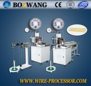Automatic Single End Wire Twisting Terminal Crimping Machine pictures & photos