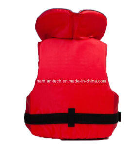 25lb Buoyancy 420d Fabric PVC Foam Life Jackets pictures & photos