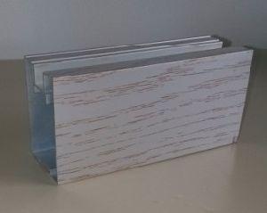 Aluminium Wardrobe Profile for Home Furniture pictures & photos